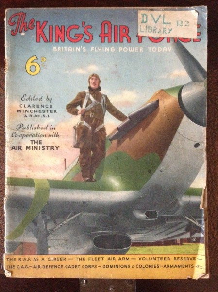 Cover of magazine The King's Air Force